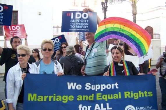 Prop 8 Heads to the High Court